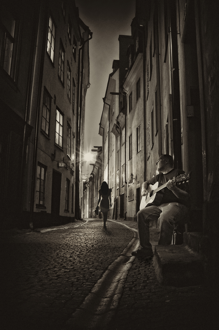 The Street of Music