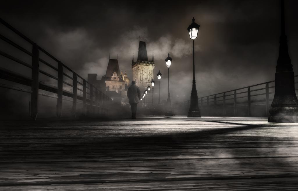 Bridge to Darkness