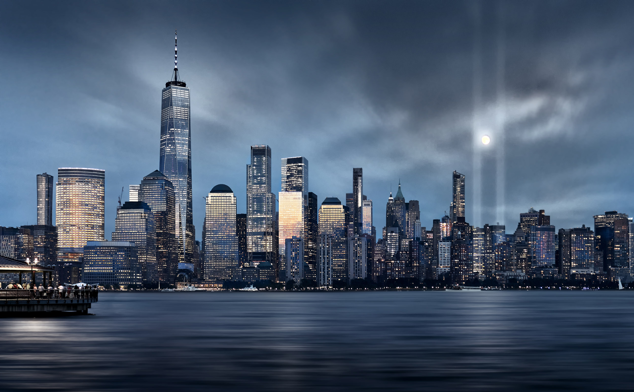 New York Blue. Photo by Carles Carreras.